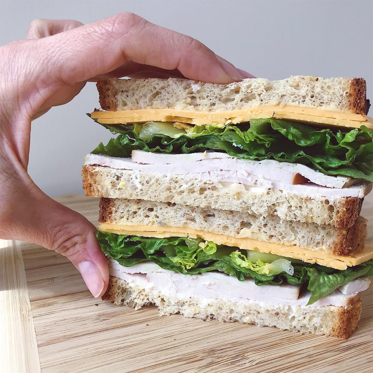 Healthier Sandwiches: 5 Simple Steps